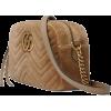 New Season  GUCCI GG Marmont velvet smal - Hand bag -