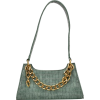 New Trendy Fashion One-shoulder Chain Ladies Portable Underarm Bag Nhlh253761 - Clutch bags -