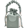 New Trendy Wild Style Chain Shoulder Messenger Bag Fashion Bucket Bag Nhtc253867 - Borse con fibbia -