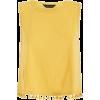 Newlook Mustard Tassel Hem Vest Top - Vests - £4.00  ~ $5.26