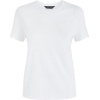 Newlook White Short Sleeve T-Shirt - T-shirts - £3.99  ~ $5.25