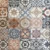 Nikea mix pattern tile - Items -