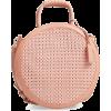 Nikole Faux Leather Circle Tote SOLE SOC - Bolsas pequenas -
