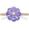 Nina Runsdorf M'O Exclusive Carved Iolit - Rings -