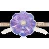 Nina Runsdorf M'O Exclusive Carved Iolit - Anelli -