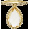 Nina Runsdorf M'O Exclusive Large Yellow - Rings - 6.79€  ~ $7.90