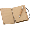 Note Pad with pen - Uncategorized -