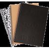 Notebooks - Uncategorized -
