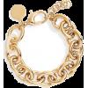 Notty Chunky Chain Bracelet - Bracelets -