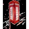 Phone booth - Ilustracije -