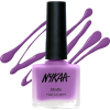 Nykaa Matte Nail Polish - Uncategorized -