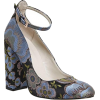 OFFICE mary jane brocade shoe - Classic shoes & Pumps -