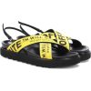 OFF-WHITE Industrial belt sandals - 凉鞋 - $955.00  ~ ¥6,398.82