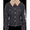 OFF-WHITE Printed denim jacket - Jacket - coats -