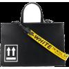 OFF-WHITE - Hand bag -