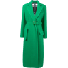 OFF-WHITE belted collared coat - Jacket - coats -