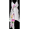 OFF-WHITE floral sleeveless dress - Dresses -