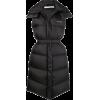 OFF-WHITE puffer sleeveless coat - Kurtka -