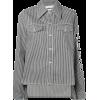 OFF-WHITE striped denim jacket - Giacce e capotti -
