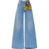 OFF WHITE wide leg jeans - Jeans -
