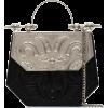 OKHTEIN Hexagon Minaudiere crossbody bag - Borsette -