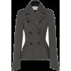 OLIVIER THEYSKENS double breasted jacket - Jacket - coats -