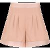 OLYMPIAH high waist Condotti shorts - Shorts -