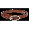 ONLY twist narrow jeans belt - Cinture - 79,00kn  ~ 10.68€