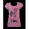 Paris chic top - T恤 -