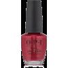 OPI Nail Polish - Cosmetica -