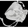 ORFILA sequin clutch - Schnalltaschen -