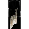 OSCAR DE LA RENTA Embroidered blazer - Jacket - coats -