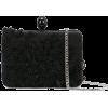 OSCAR DE LA RENTA Rogan box clutch - Torbe z zaponko -