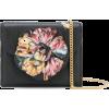 OSCAR DE LA RENTA 'Tro' mini bag - Messenger bags -