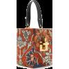 OSCAR DE LA RENTA box hand bag - Torebki -