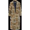 OSCAR DE LA RENTA coat - Kurtka -