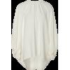 OSCAR DE LA RENTA crepe blouse - Shirts -
