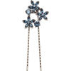 OSCAR DE LA RENTA crystal hair slide - Other jewelry -