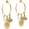 OSCAR DE LA RENTA earrings - Aretes -