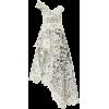 OSCAR DE LA RENTA lace dress - Dresses -