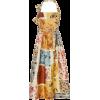 OSCAR DE LA RENTA multicolor dress - Dresses -