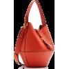 OSCAR DE LA RENTA red bucket bag - Torbice -