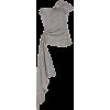 OSCAR DE LA RENTA strapless blouse - Shirts -
