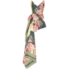 OSCAR DE LA RENTA strapless silk top - Camicie (corte) -