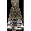 OSCAR DE LA RENTA tulle dress - Dresses -