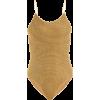 OSEREE  Lumière metallic swimsuit €199 - Swimsuit -