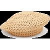 OSÉREE Macramé straw beret - Cappelli -
