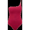 OSÉREE One-shoulder metallic swimsuit - Swimsuit -