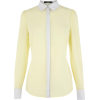Oasis Blouse Yellow Long sleeves shirts - Long sleeves shirts -