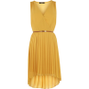Oasis Dress Yellow - Haljine -